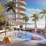 Una residences 16 kids pool-sm