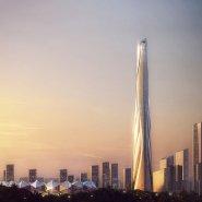 Shenzhen-hong kong international center 1-digital-extended
