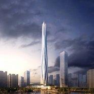 Shenzhen-hong kong international center 4 digital-extended