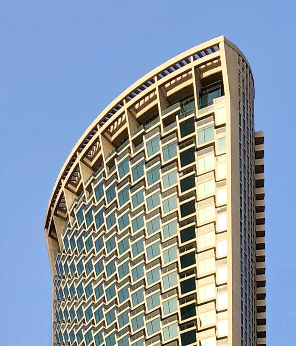 Burj vista top