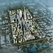 Xixian master plan 1